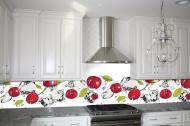 Наліпка на кухонний фартух Zatarga Вишня і лід