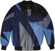 Куртка Fusion Patch р. L синій 1057