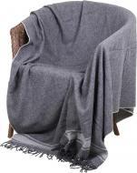 Плед Cashmere 140x200 см светло-серый La Nuit