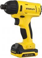 Гайковерт ударний акумуляторний Stanley SCI12S2