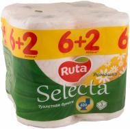 Туалетний папір Ruta Selecta 8 шт.