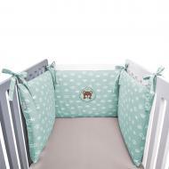 Бортик защитный в кроватку 42х198 см IDEIA 800013737