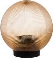 Світильник садовий Expert Light Куля 40 Вт IP44 золотистий ELNf-GD003-B-200