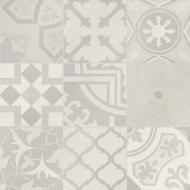Плитка Allore Group Dover Patchwork Grey P NR Mat 61x61 2 сорт