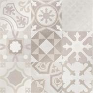 Плитка Allore Group Dover Patchwork Beige P NR Mat 61x61