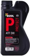 Мастило трансмісійне Bizol Protect ATF IIID 1 л