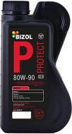 Мастило трансмісійне Bizol Protect Gear Oil GL4 80W-90 1л (B87310)