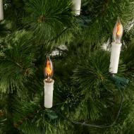 Гірлянда лінійна внутрішня 16 ламп 4,5 м Мерехтливі свічки IE12-04016