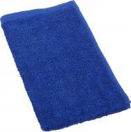 Полотенце 30x50 см синий Yanatex
