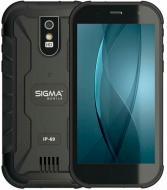 Смартфон Sigma mobile X-treme PQ20 1/8GB black