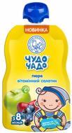 Пюре Чудо-Чадо Вітамінний салатик фруктово-ягідне для дітей з 8 місяців 90 г