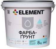 Грунтовочная краска адгезионная Element с кварцевым песком 8 кг