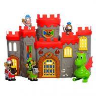 Игровой набор Замок Keenway 10566 39 x 29 x 8 см Разноцветный (int_10566)