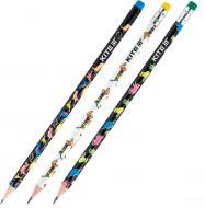 Олівець графітний Pets в асортименті KITE