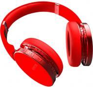 Навушники Promate Waves red