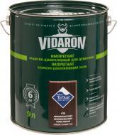 Пропитка (антисептик) Vidaron защитно-декоративный мат африканское венге 9 л