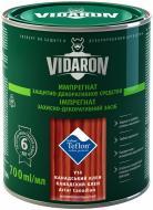 Импрегнат Vidaron защитно-декоративный канадский клен V14 мат 0,7 л
