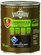 Лакобейц Vidaron Защитно-декоративный африканское венге L10 глянец 0,75 л