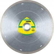 Диск алмазний відрізний Klingspor Special DT900FL 125x1,4 мармур