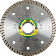Диск алмазний відрізний Klingspor SPECIAL 125x1,4 керамограніт , кераміка DT900F