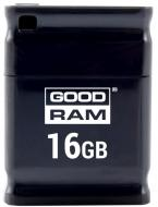 Флеш-пам'ять USB Goodram Picollo 16 ГБ USB 2.0 black (UPI2-0160K0R11)