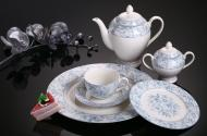 Сервіз чайний Ellen 21 предмет на 6 персон Fiora