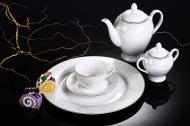 Сервіз чайний Emily 15 предметів на 6 персон Fiora