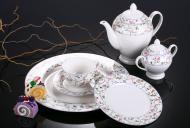 Сервіз чайний Garden 21 предмет на 6 персон Fiora
