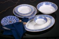 Сервіз столовий Марокко 26 предметів на 6 персон Fiora