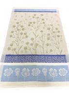 Полотенце кухонное Лен 49x70 см серо-голубой Галерея льна