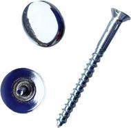 Тримач для дзеркала D18/4x30 хром 4 шт. Expert Fix