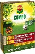 Добриво для газонів COMPO довготривалий ефект 2 кг 3287
