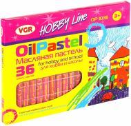 Пастель олійна  VGR OP1036 36 кольорів