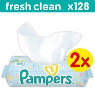 Серветки Pampers Fresh Clean Duo 256 шт.