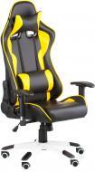 Кресло Special4You ExtremeRace E4756 черно-желтый