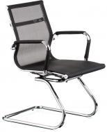 Крісло Special4You Крісло офісне Solano office mesh чорний