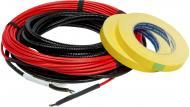 Тонкий нагрівальний кабель Ensto ThinKit1, 1 кв. м.