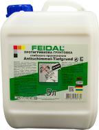 Грунтовка фунгицидная Feidal Antischimmel-Tiefgrund противогрибковая 5 л