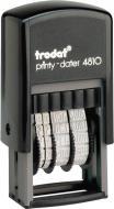 Міні-датер Printy 4810 Ukr 3,8 мм Trodat