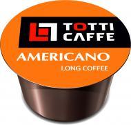Кава в капсулах Totti Caffe Americano 100 * 8 г (8718868141484)
