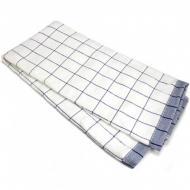 Полотенце E-cloth Classic Check Blue (2296)