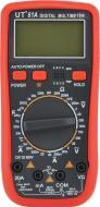 Тестер цифровой мультиметр MHZ UT61A Красный (009898)