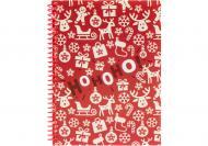 Блокнот Christmas: HoHoHo! А5 60 арк. клітинка E21950-03 Economix