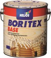 Грунтовка Helios антисептик Boritex Base бесцветный 0,75 л