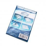 Чохол для одягу вакуумний 61-49-001 Helfer 86x55 см блакитний