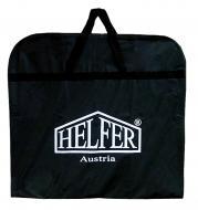 Чохол для одягу 61-49-019 Helfer 112x60 см чорно-бежевий