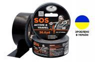 Лента для походов S.O.S. Active&Travel Extreme Tape Mustang