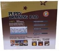 Пелюшки Hush Pet тришарові 71,5x76,5 см 100 шт./уп. для домашніх тварин