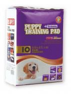 Пелюшки Hush Pet тришарові 60x45 см 10 шт./уп. для домашніх тварин