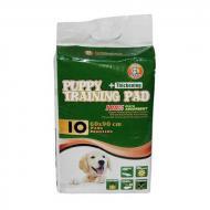 Пелюшки Hush Pet тришарові 60x90 см 10 шт./уп. для домашніх тварин